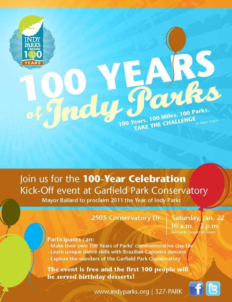 100 Years of Indy Parks