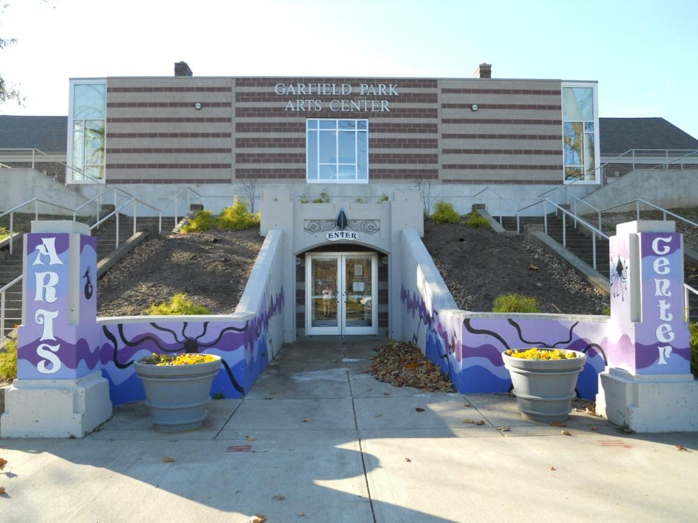 GPAC entrance