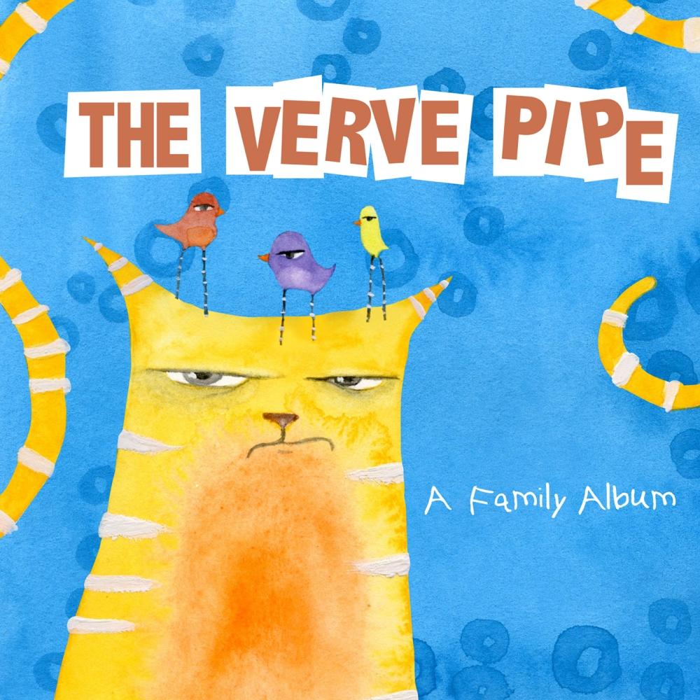 Verve Pipe album cover