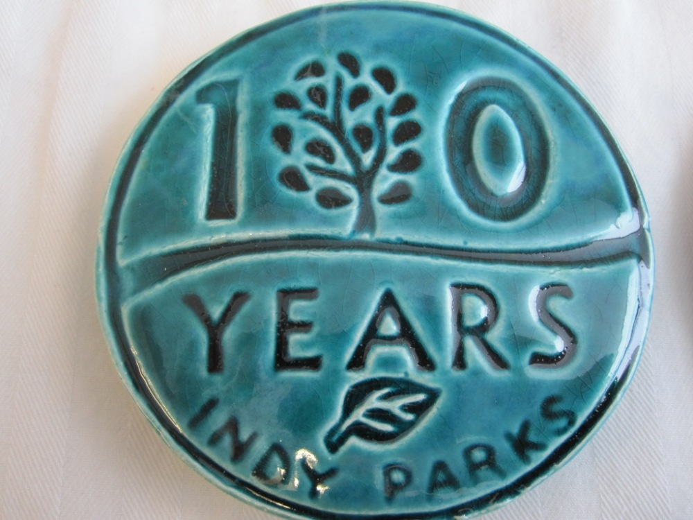 Indy Parks 100 Years Tiles