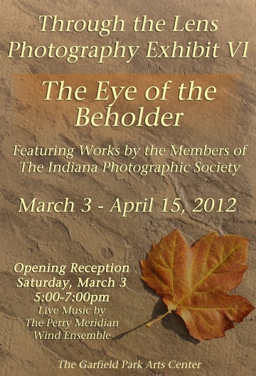 Eye of the Beholder postcard