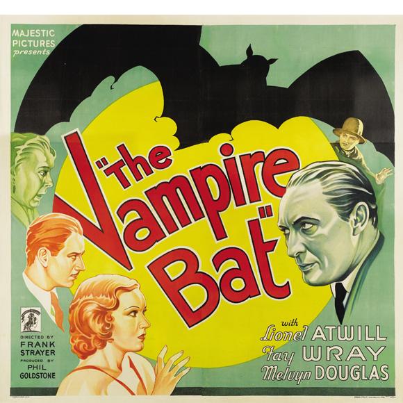 Vampire Bat poster