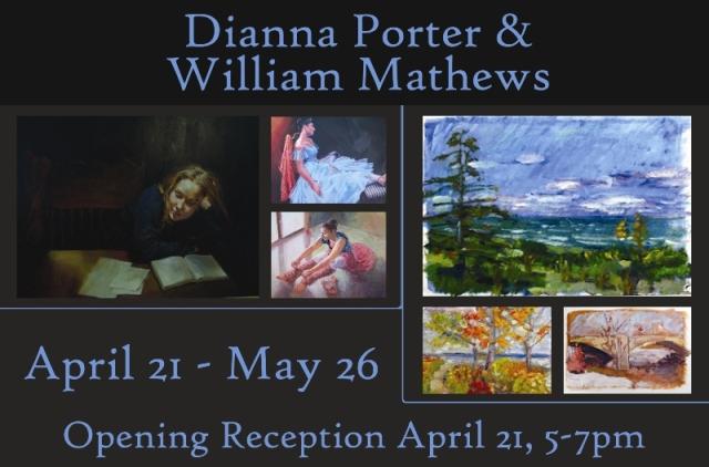 Porter and Mathews postcard