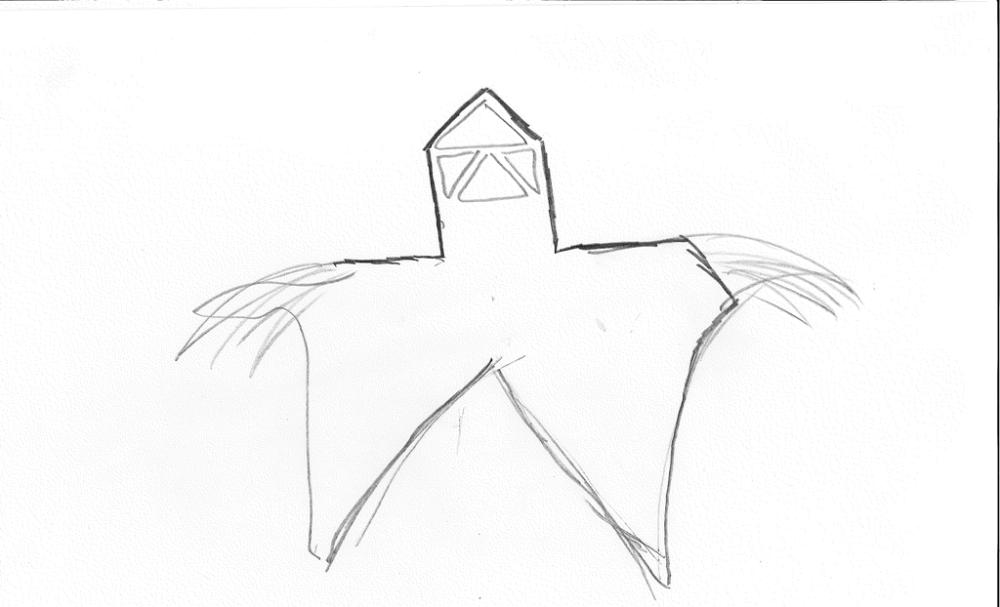 Barn with legs?