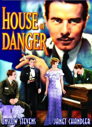 House of Danger poster