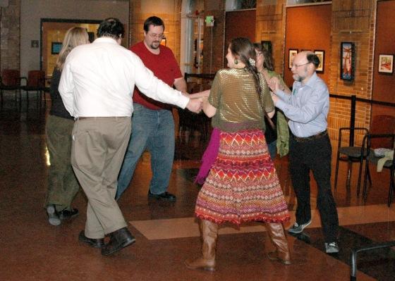 Dancing at the GPAC