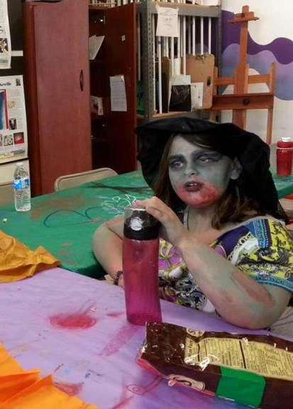 Zombie Vivian